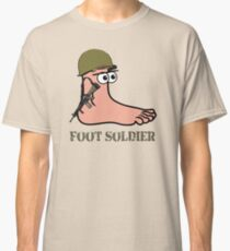 Foot Soldier Classic T-Shirt