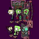 Zim Design of DOOM! by Sladeside
