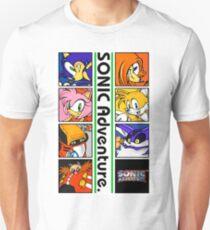SONIC Adventure Unisex T-Shirt