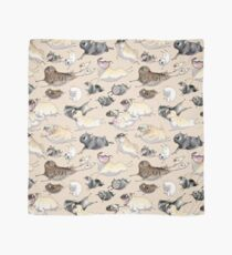 Pugs on the Run! Scarf