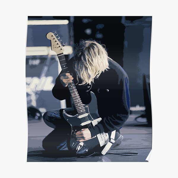 Kurt strat Poster