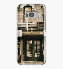 McNulty Coffee and Tea Samsung Galaxy Case/Skin