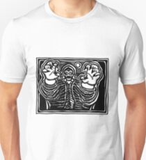 Zombie About to Brain You Unisex T-Shirt
