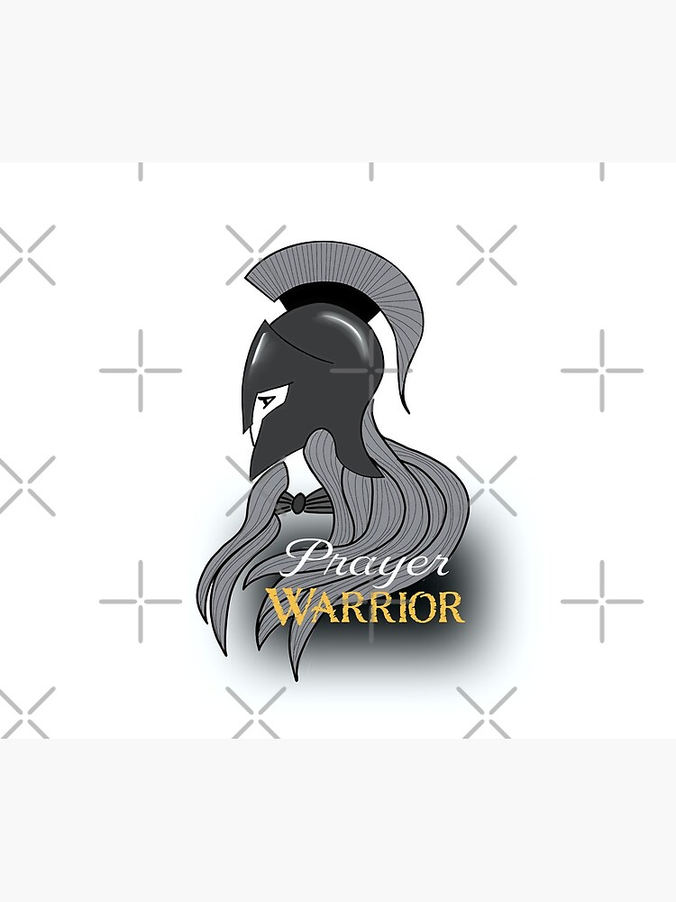 Spartan Prayer Warrior for Women by FruitfullyC