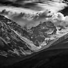 Climbing the Andes by photograham