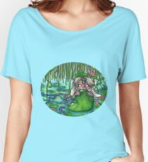 Swamp Goddess Women's Relaxed Fit T-Shirt