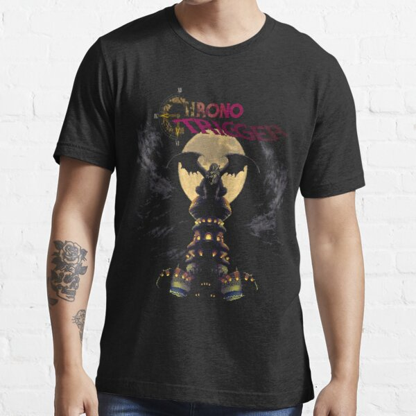Chrono Trigger (SNES) Magus's Tower  Essential T-Shirt