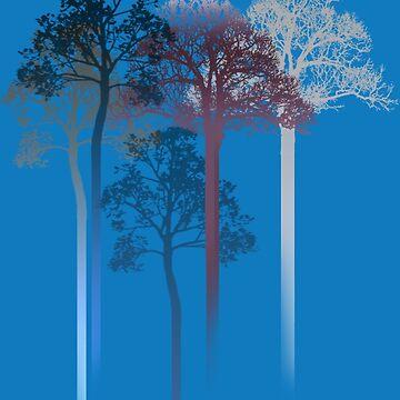 TREES 4 by matt40s
