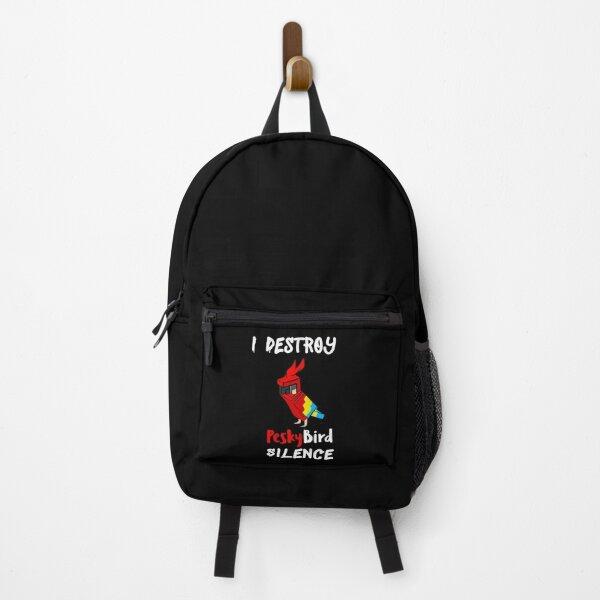 I Destroy Silence Backpack