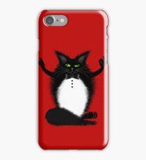 ZIGGY THE CAT iPhone Case/Skin