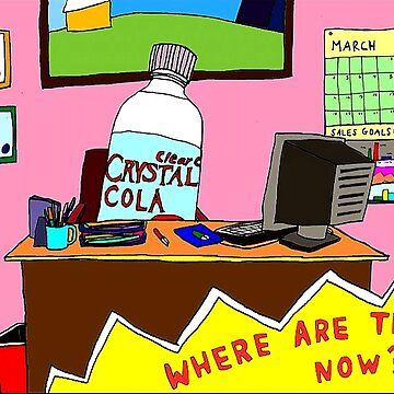 Broad City Where Are They Now Crystal Cola by autonomy