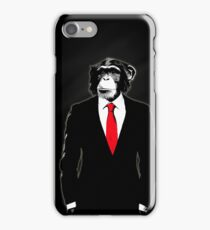Domesticated Monkey iPhone Case/Skin
