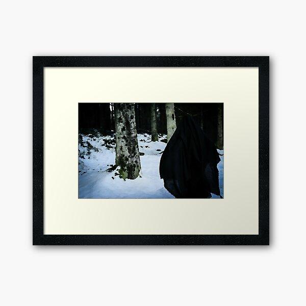 Forest Spectre I Framed Art Print