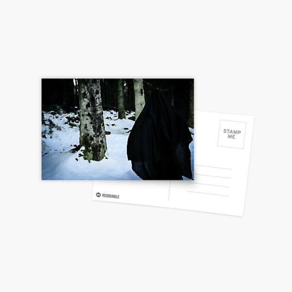 Forest Spectre I Postcard