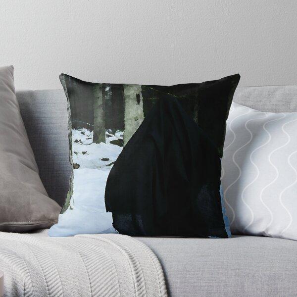 Forest Spectre I Throw Pillow
