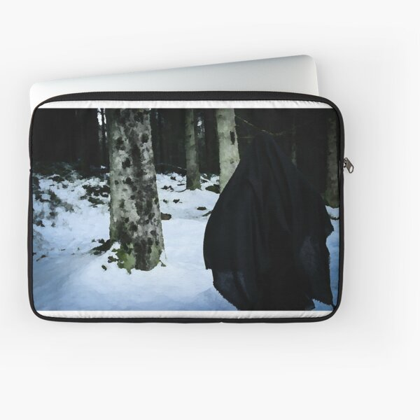 Forest Spectre I Laptop Sleeve