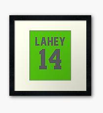 Lahey 14 Framed Print