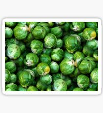 Sprouts Forever (pattern) Sticker