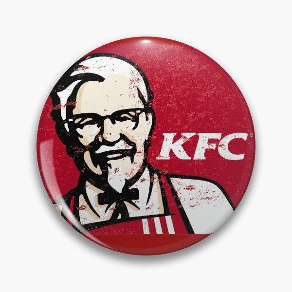 KFC vintage design Pin