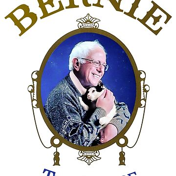 Bernie The Future by luxart