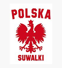 POLSKA SUWALKI Photographic Print