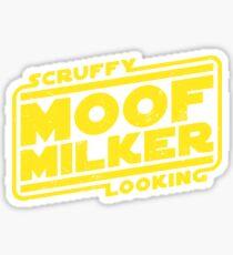 moof milker stickers redbubble