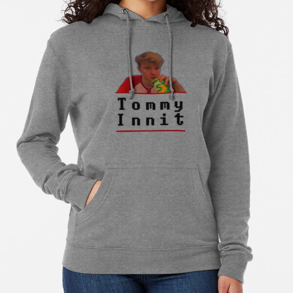 TommyInnit Shirt TommyInnit Gifts Christmas Innit 2020 Lightweight Hoodie