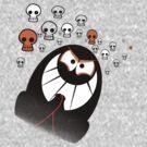 Halloween Ghost by Brad Robinson