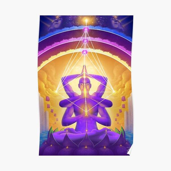 The Trinity of Balance Poster