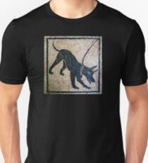 Cave canem- ancient Pompeii Unisex T-Shirt