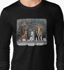 Camiseta de manga larga Hound Solo Tee