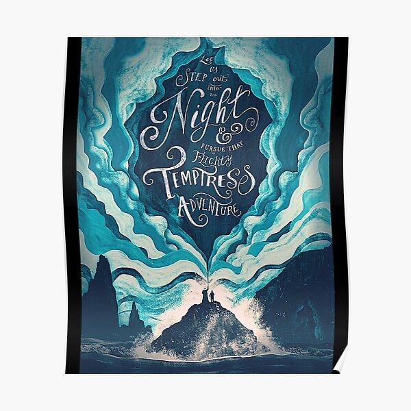 Temptress Adventure Poster