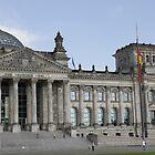 Deutscher Bundestag by Daniel McIntosh