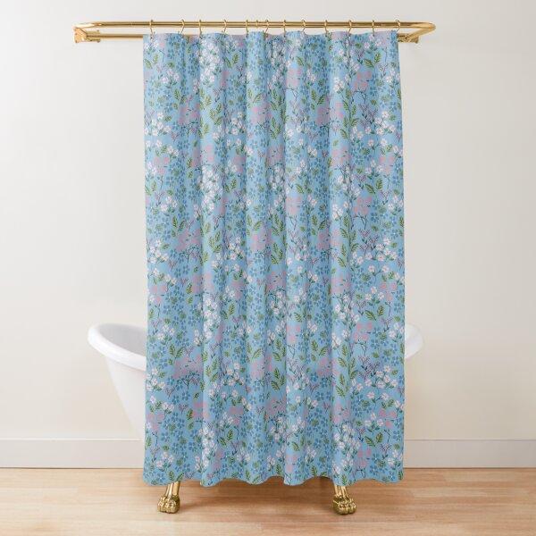 In the Fairy Garden Day Shower Curtain