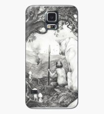 Between the roots and the branches Case/Skin for Samsung Galaxy