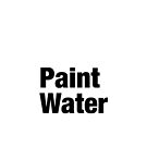 Paint Water by Algernon Wells