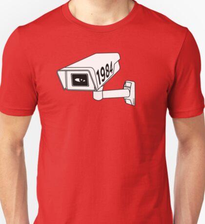 CCTV - George Orwell 1984 T-Shirt