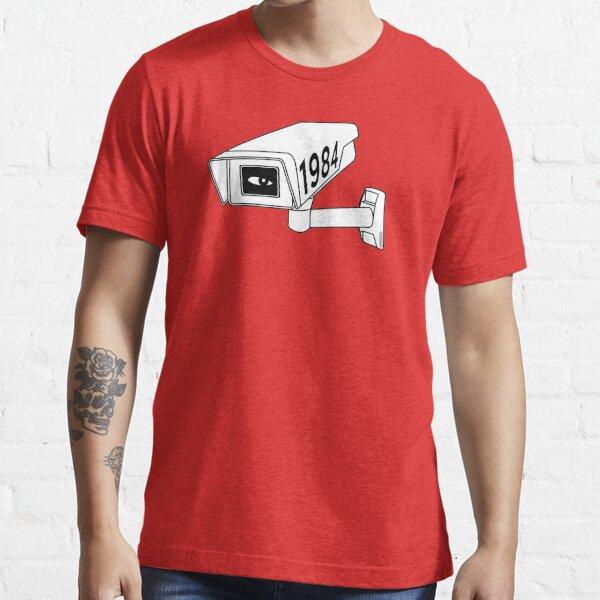CCTV - George Orwell 1984 Essential T-Shirt