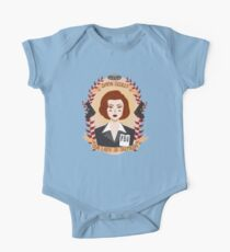 Dana Scully Kids Clothes