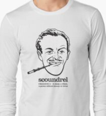 Scoundrel Long Sleeve T-Shirt