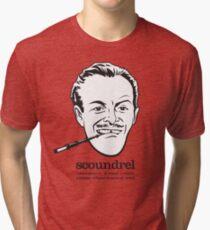 Scoundrel Tri-blend T-Shirt