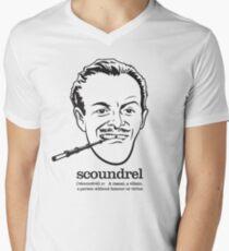Scoundrel Men's V-Neck T-Shirt