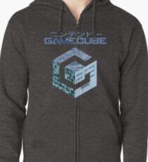 Vaporwave Gamecube Zipped Hoodie