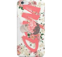 WILD Floral Pink Cover iPhone Case/Skin