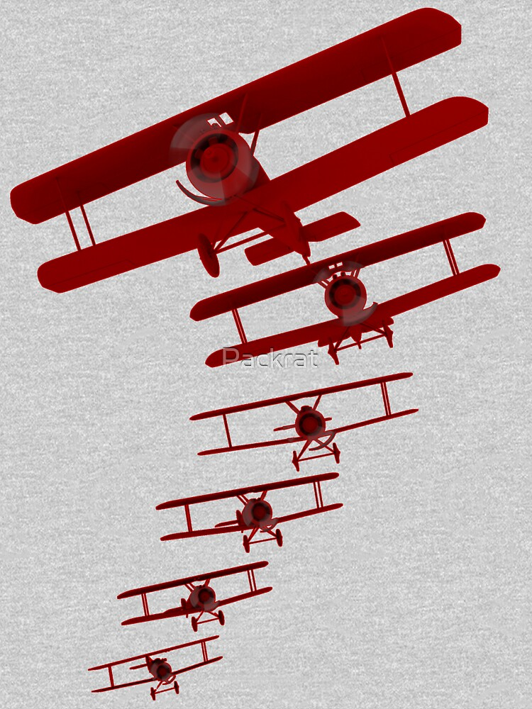 Retro Biplane Graphic | Unisex T-Shirt