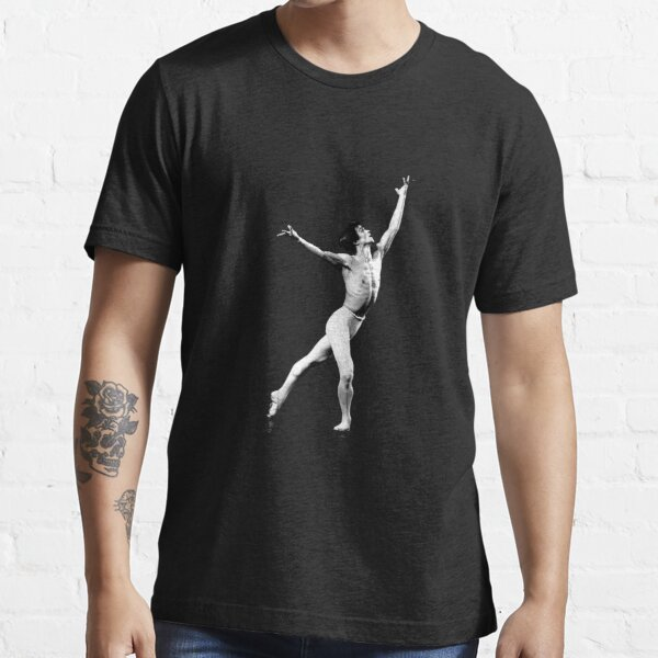 NUREYEV A Life in Dance - RUDOLF king of the dance Essential T-Shirt