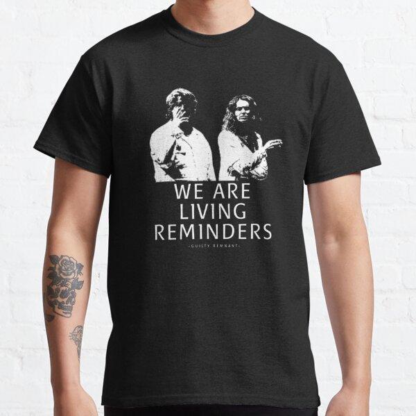 Guilty Remnant Classic T-Shirt