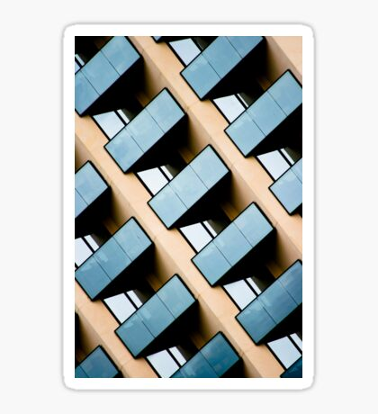 Rectangles and Reflection Sticker