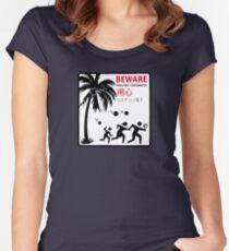 Souvenir from Honolulu - hawaii Women's Fitted Scoop T-Shirt