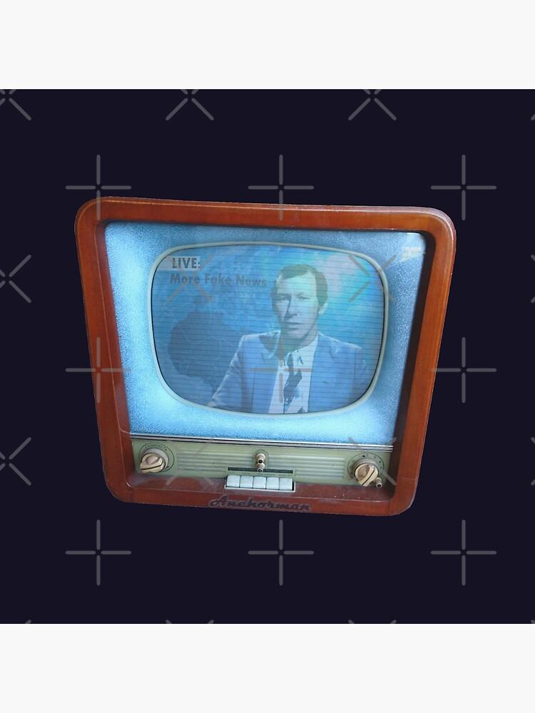 Anchorman: Breaking News by zenstein